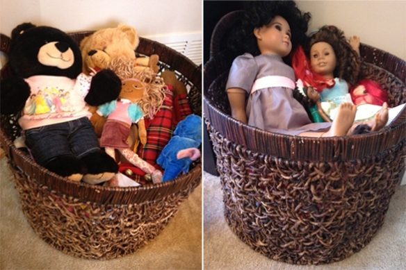 doll baskets