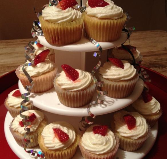 nye cupcakes