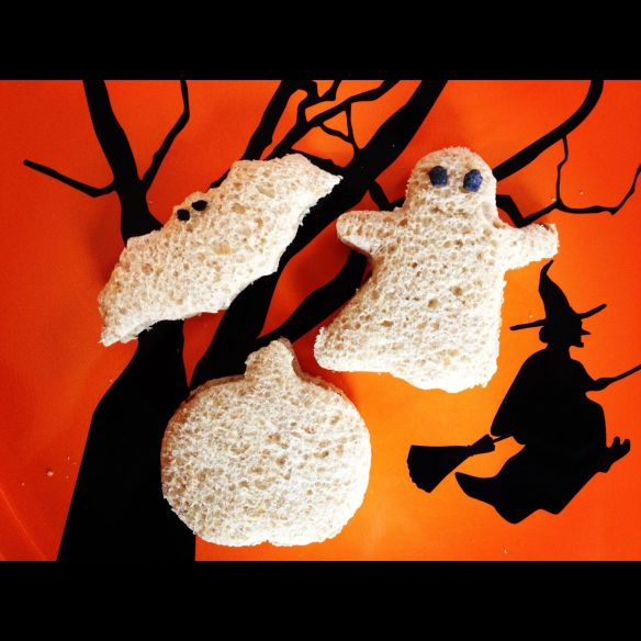 Halloween Sandwiches