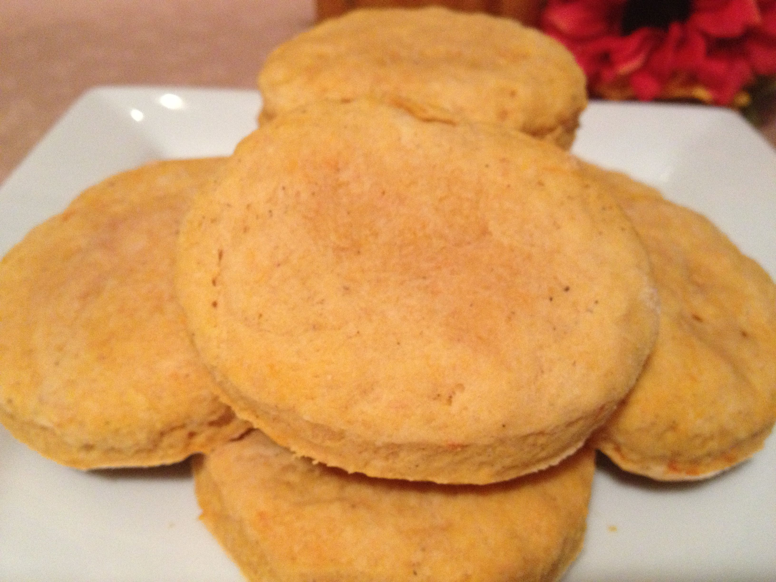 Eat & Tell: Sweet Potato Biscuits