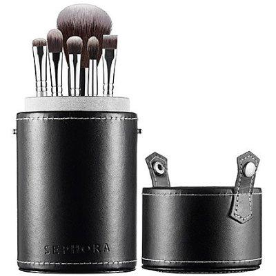 sephora collection vanity brush set