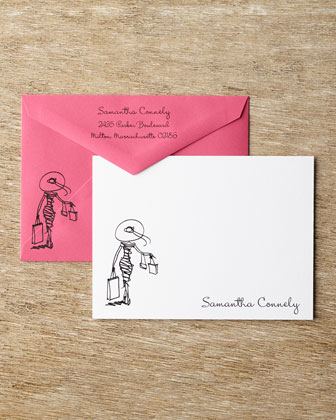 diva note cards
