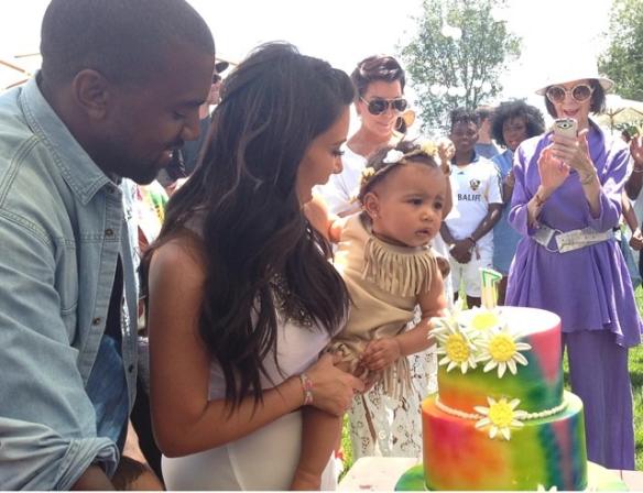 photo credit: Kim Kardashian via Instagram