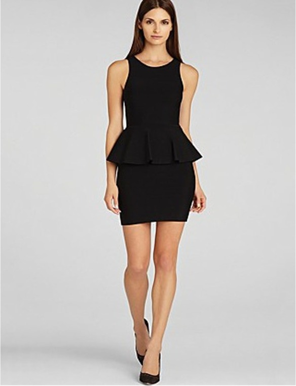 bcbg francis dress