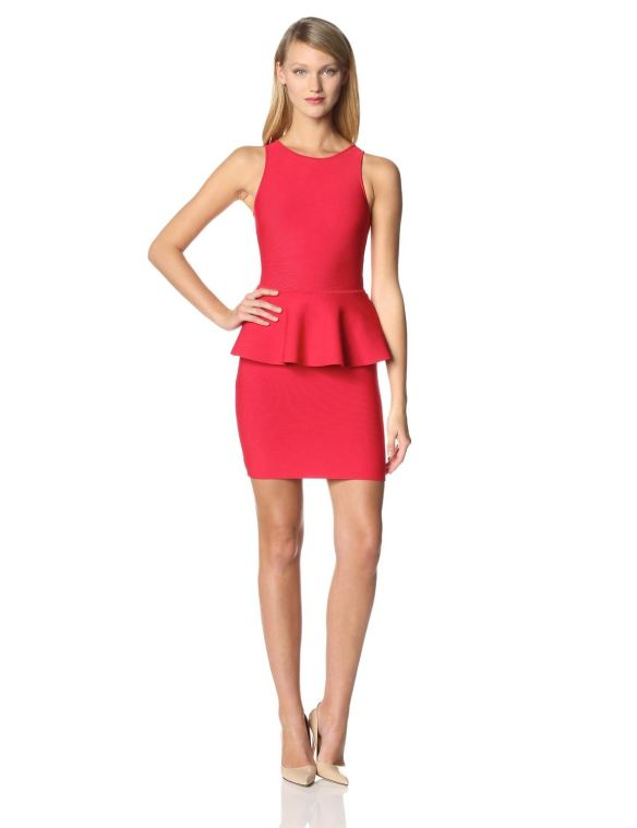 bcbg francis red
