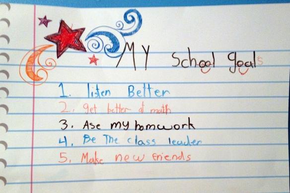 j school goals 2014 2