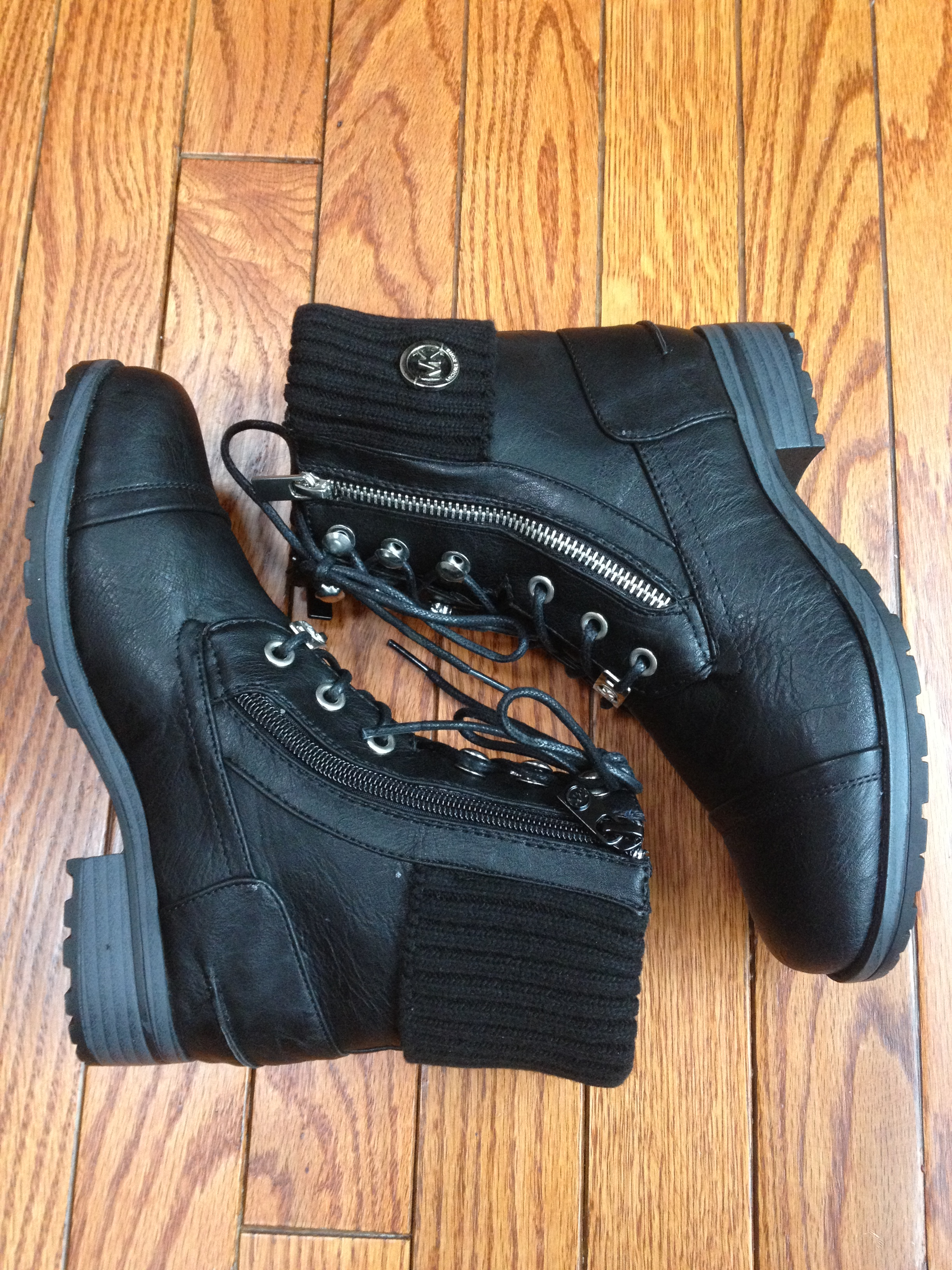 ac8b87f421ac3 Friday Find  Michael Kors Girls Boots – Her Life Inspired