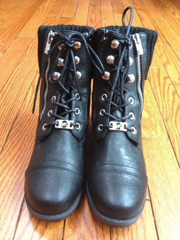 michael kors girls boots 1