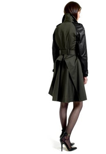 target green trench