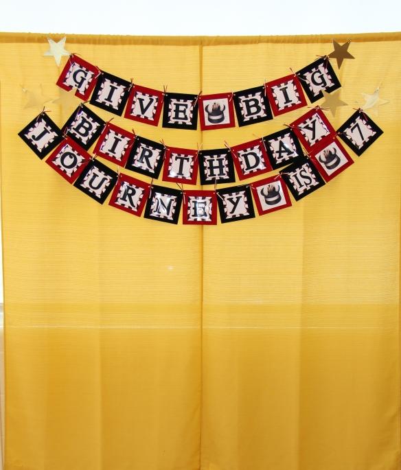 magic curtain backdrop