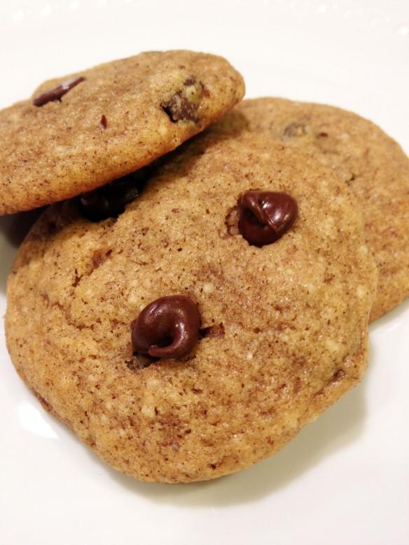 pumpkin choc chip cookies1