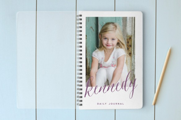 minted pic journal