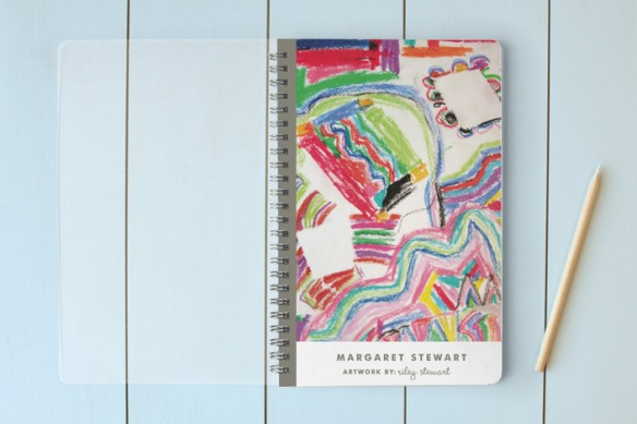 minted your artwork journal