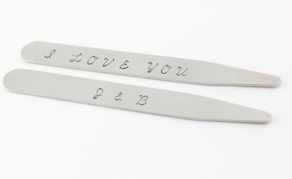 i love you collar stays