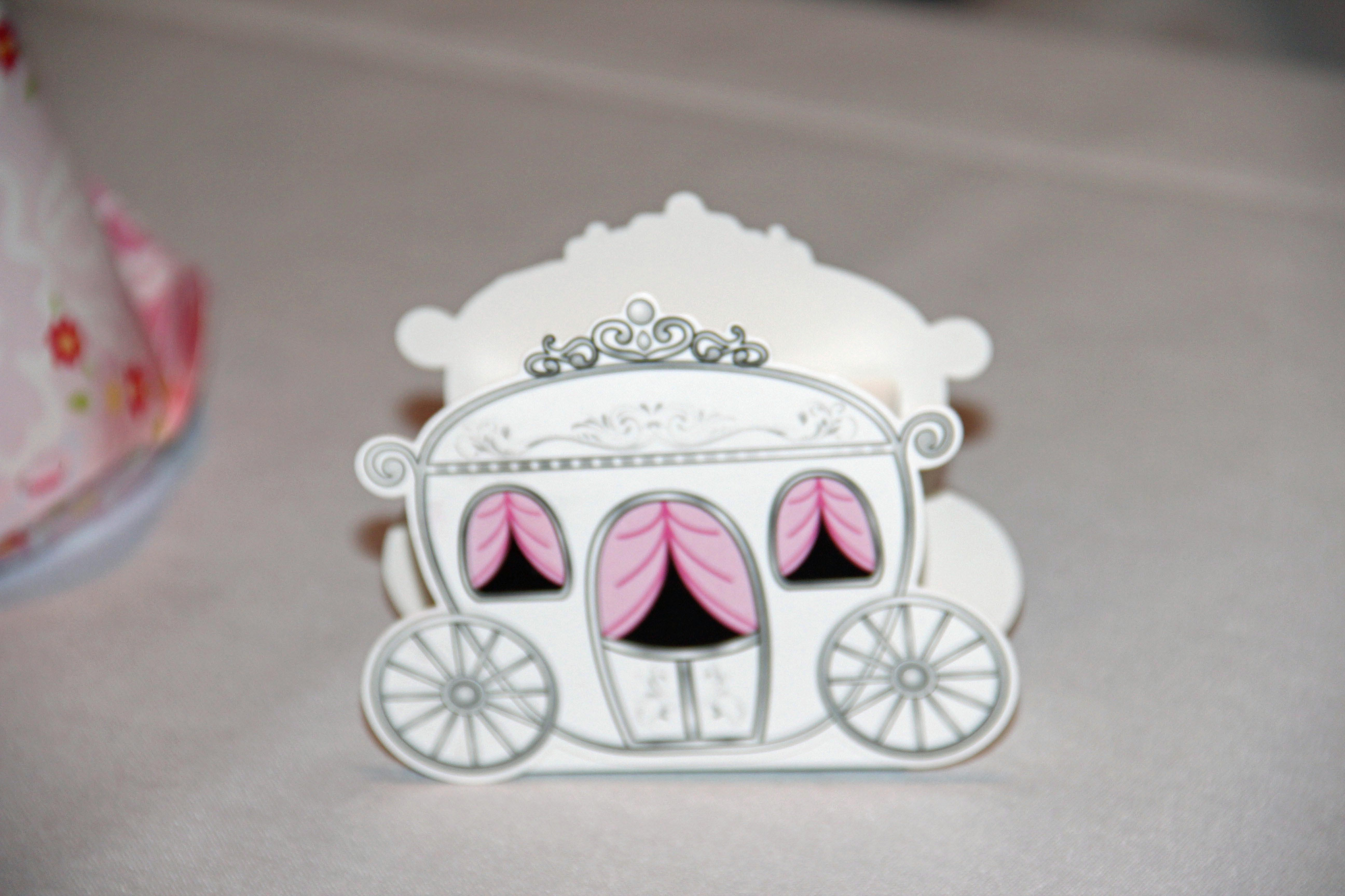 Cinderella Carriage Wedding Favors | Giftwedding.co
