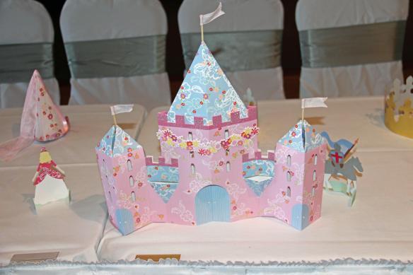 Meri Meri Princess Castle
