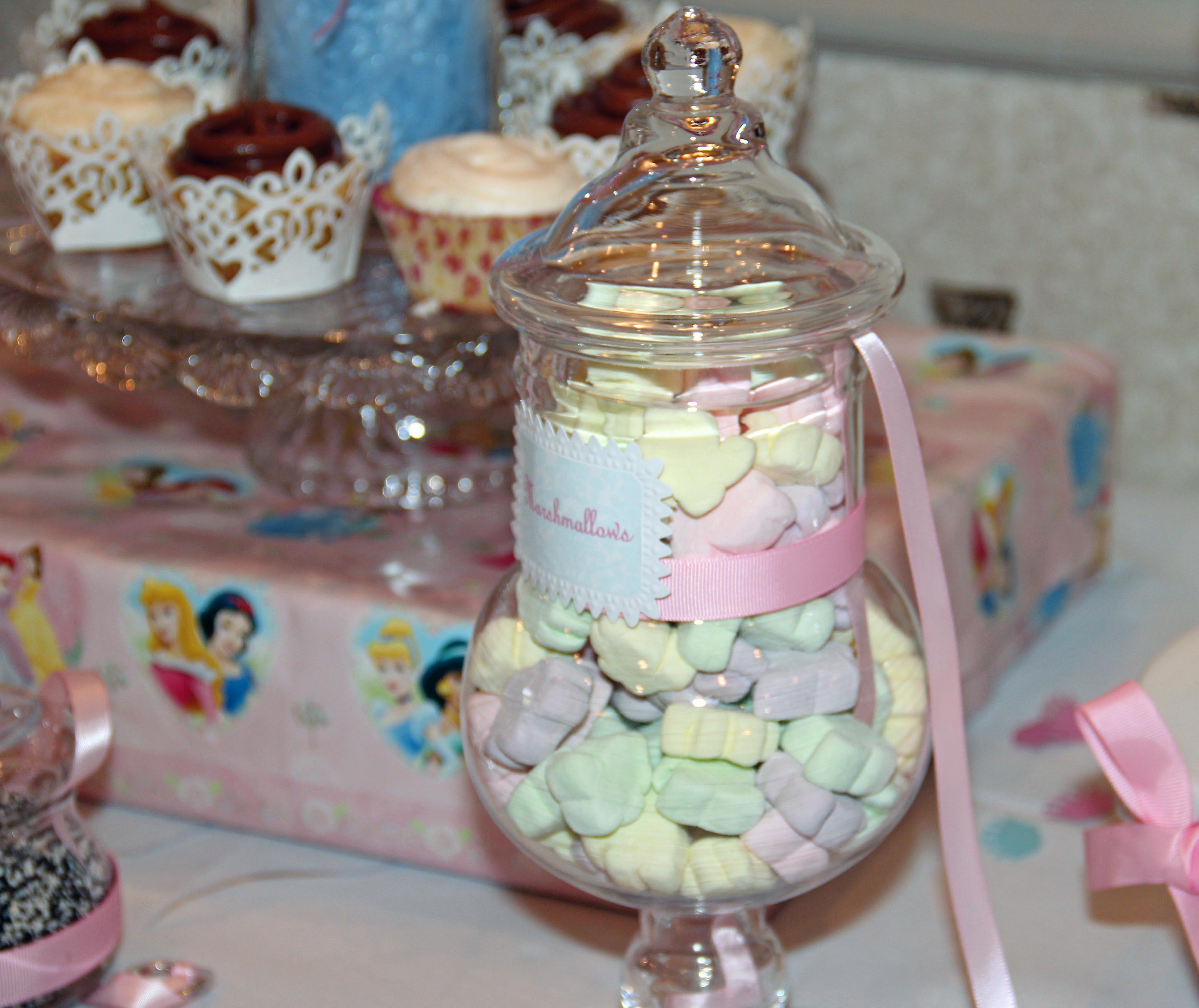 Cupcake Bar Toppings